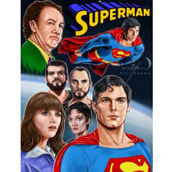 Superman 2 Poster