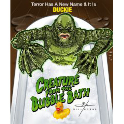 Creature From The Bubble Bath