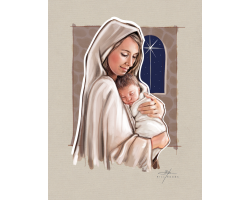 Mary And The Baby Jesus